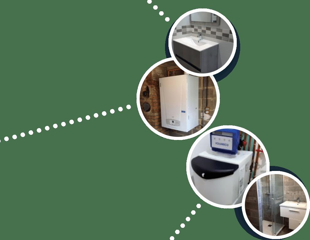 savoir-faire d'un plombier certifié dans les environs de Dreux